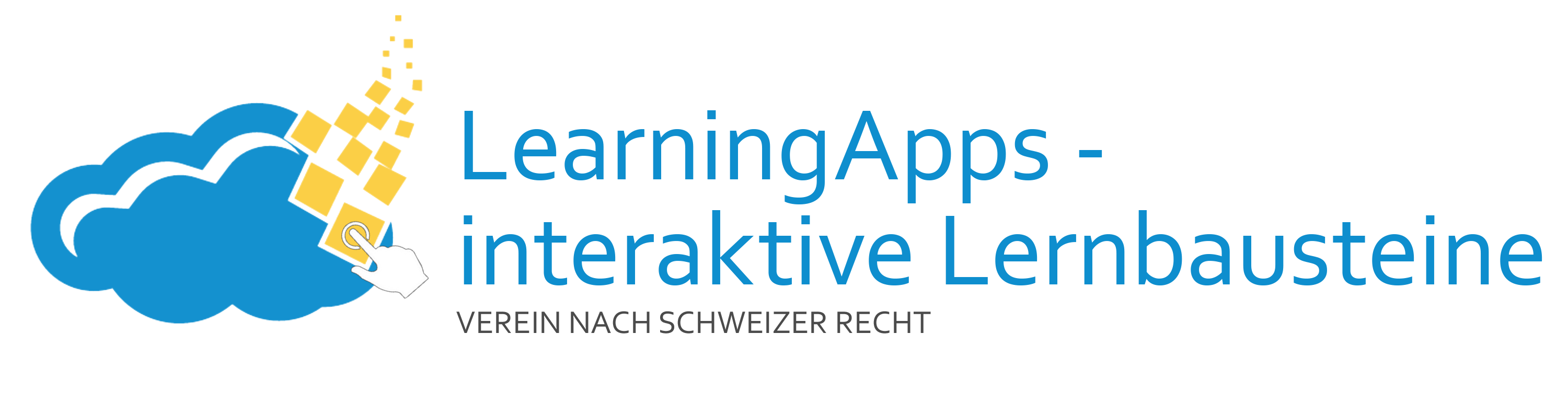 Verein: LearningApps - interaktive Bausteine